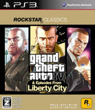 Thumbnail 1 for Grand Theft Auto IV: The Complete Edition (PlayStation3 the Best)