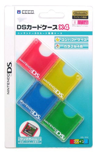 Image 1 for DS Card Case x 4 (Fine)