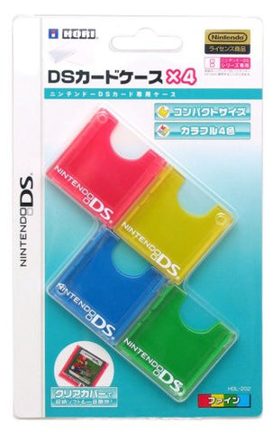 Image for DS Card Case x 4 (Fine)