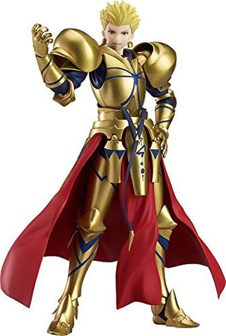 Image for Fate/Grand Order - Gilgamesh - Figma #300 (Max Factory)