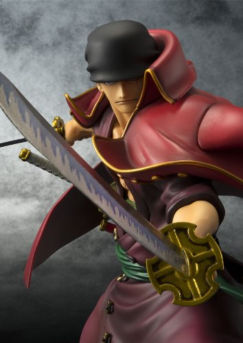 "Image 7 for One Piece Film Z - Roronoa Zoro - Excellent Model - Portrait Of Pirates ""Edition-Z"" - 1/8 (MegaHouse)"