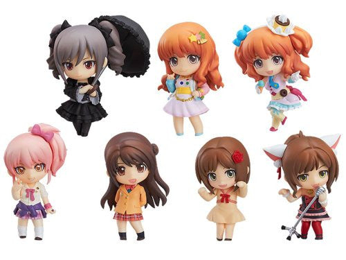 Image 1 for iDOLM@STER Cinderella Girls - Nendoroid Petit - Stage 02 - Blind Box Set