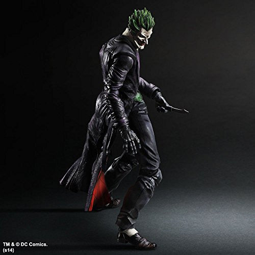 Image 5 for Batman: Arkham Origins - DC Universe - Joker - Play Arts Kai (Square Enix)