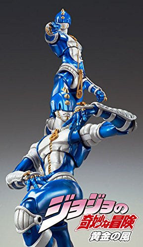 Image 3 for Jojo no Kimyou na Bouken - Ougon no Kaze - Sticky Fingers - Super Action Statue (Medicos Entertainment)