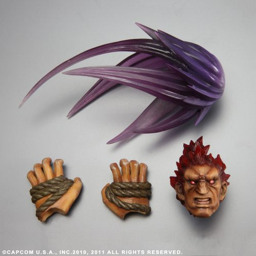 Image 7 for Super Street Fighter IV - Gouki - Play Arts Kai (Square Enix)