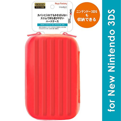Image for Trunk Case for New 3DS (Red)