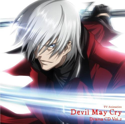 Image 1 for Devil May Cry Drama CD Vol.2