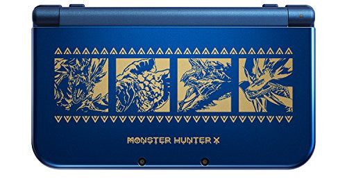 Image 4 for New Nintendo 3DS LL Monster Hunter X Edition [Limited Edition]