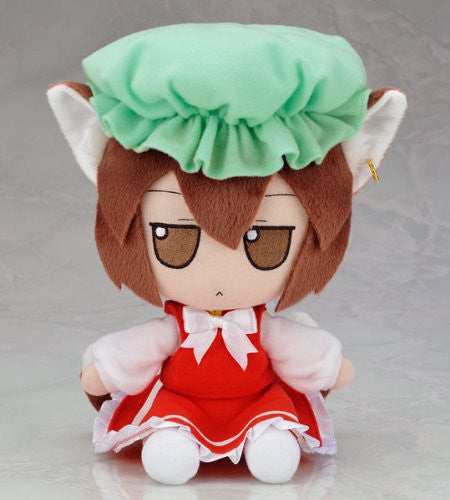 Image 1 for Touhou Project - Chen - FumoFumo - Touhou Plush Series 14 (AngelType, Gift)