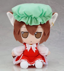 Touhou Project - Chen - FumoFumo - Touhou Plush Series 14 (AngelType, Gift)