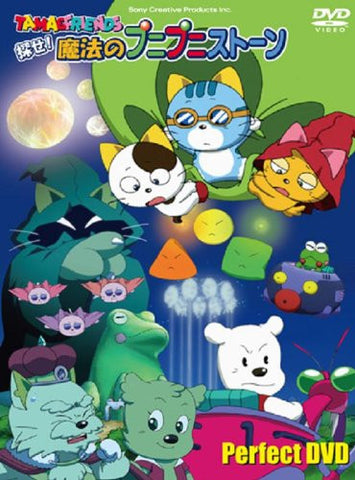 Image for Tama & Friends Sagase! Maho No Punipuni Stone Perfect DVD