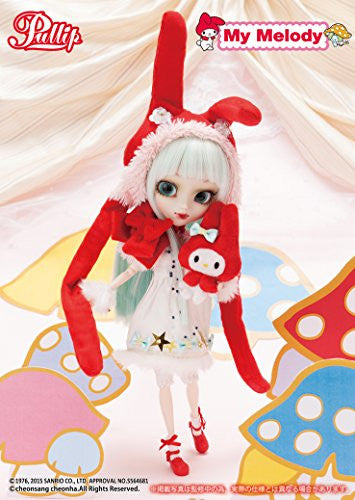 Image 3 for Onegai My Melody - My Melody - Pullip - Pullip (Line) P-159 - 1/6 - My Melody x HEN-NAKO (Groove)