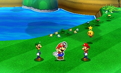 Image 11 for Mario & Luigi RPG Paper Mario Mix