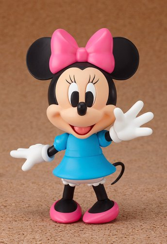 Image 2 for Mickey Mouse - Chip - Dale - Minnie Mouse - Nendoroid #232 (Good Smile Company)