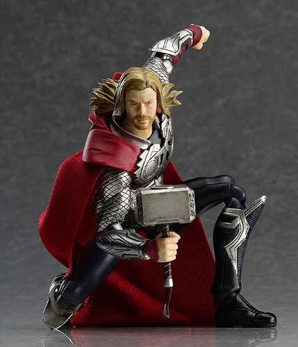 Image 6 for The Avengers - Thor - Figma #216 (Max Factory)