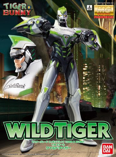 Image 9 for Tiger & Bunny - Wild Tiger - MG Figurerise - 1/8 (Bandai)