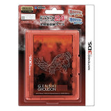 Thumbnail 1 for Pokemon Card Case 24 for 3DS (Genshi Groudon)