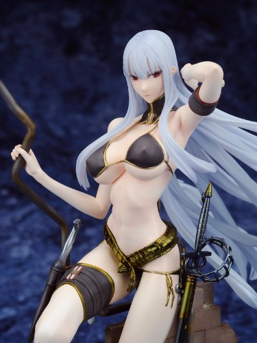 Image 9 for Senjou no Valkyria: Gallian Chronicles - Selvaria Bles - 1/7 - Swimsuit ver. (Alter)