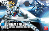 Thumbnail 2 for Gundam Build Fighters - GX-9999 Gundam X Maoh - HGBF #003 - 1/144 (Bandai)