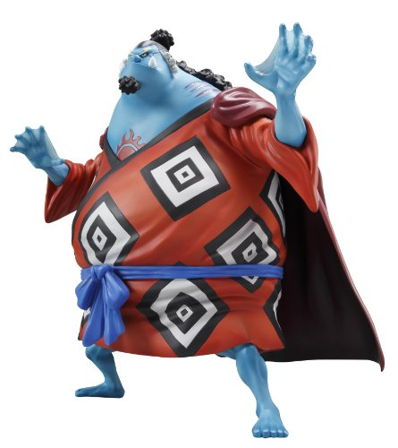 Image 9 for One Piece - Jinbei - Portrait Of Pirates DX - Excellent Model - 1/8 (MegaHouse)