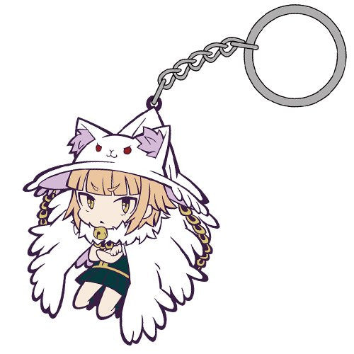 Image 1 for Witchcraft Works - Kuraishi Tanpopo - Tsumamare - Keyholder - Rubber Keychain (Cospa)