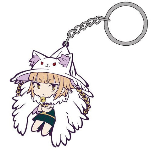 Image for Witchcraft Works - Kuraishi Tanpopo - Tsumamare - Keyholder - Rubber Keychain (Cospa)