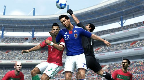 Image 7 for World Soccer Winning Eleven 2012