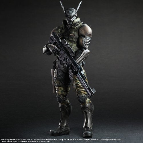 Image 4 for Appleseed Alpha - Briareos Hecatonchires - Play Arts Kai (Square Enix)