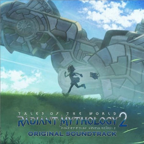 Image for Tales of the World: Radiant Mythology 2 Original Soundtrack