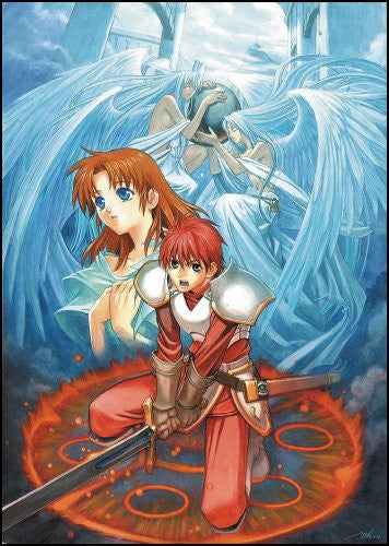 Image 12 for Ys   The Art Book