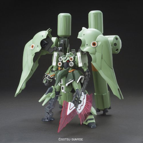 Image 1 for Kidou Senshi Gundam UC - NZ-666 Kshatriya - HGUC - 1/144 - Repaired (Bandai)