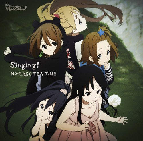 Image 1 for Singing! / HO-KAGO TEA TIME [Limited Edition]