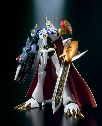 Image 5 for Digimon Adventure - Omegamon - D-Arts (Bandai)