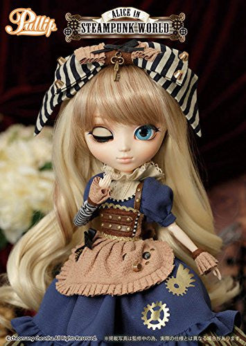 Image 6 for Pullip P-151 - Pullip (Line) - 1/6 - Alice In Steampunk World (Groove)