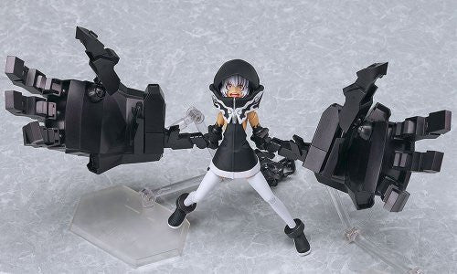 Image 4 for Black ★ Rock Shooter - Strength - Figma #198 - TV Animation ver. (Max Factory)