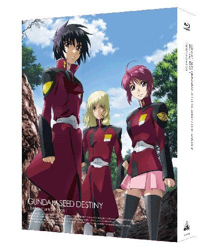 Image 2 for Mobile Suit Gundam Seed Destiny Hd Remaster Blu-ray Box Vol.1 [Limited Edition]