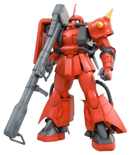 Image 7 for Kidou Senshi Gundam - MS-06R-2 Zaku II High Mobility Type - MG #113 - 1/100 - Ver. 2.0, Johnny Ridden Custom (Bandai)