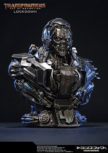 Image 3 for Transformers: Lost Age - Lockdown - Bust - Premium Bust PBTFM-13 (Prime 1 Studio)