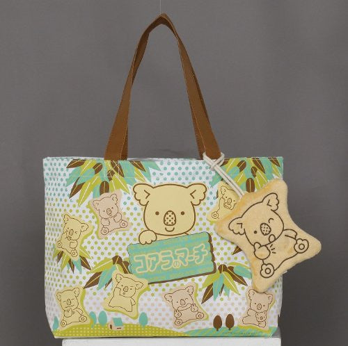 Image 2 for Koala's March   Japan E Mook   Tote Bag And Pass Case