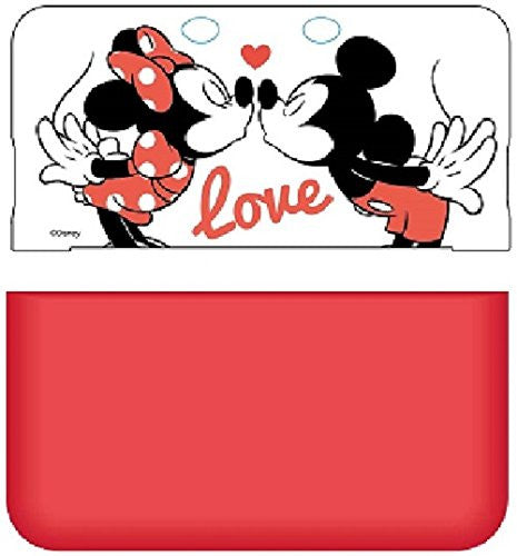 Image 2 for Soft Cover for New Nintendo 3DS (Mickey & Minnie)