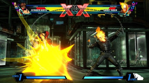 Image 3 for Ultimate Marvel vs. Capcom 3