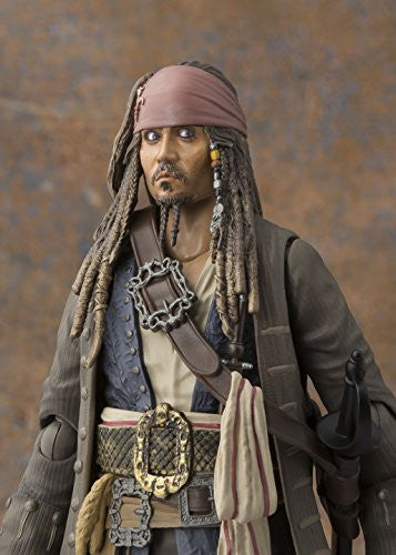 Image 8 for Pirates of the Caribbean: Dead Men Tell No Tales - Jack Sparrow - S.H.Figuarts