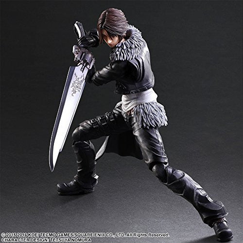 Image 6 for Dissidia Final Fantasy - Squall Leonhart - Play Arts Kai (Square Enix)