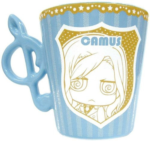 Image 2 for Uta no☆Prince-sama♪ Debut - Camus - Mug - Chimipuri (Broccoli)