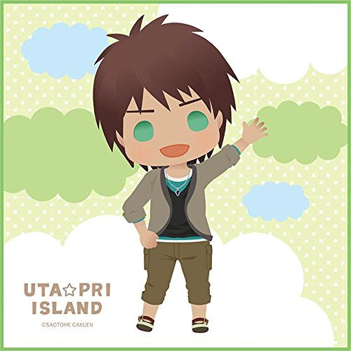 Image 1 for Uta no☆Prince-sama♪ - Aijima Cecil - Mini Towel - Uta☆Pri Island (Broccoli)