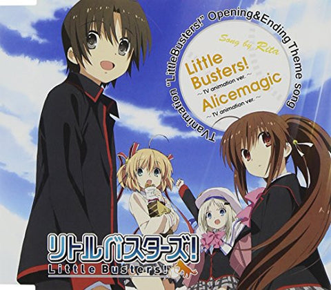 Image for Little Busters!/Alicemagic ~TV animation ver.~