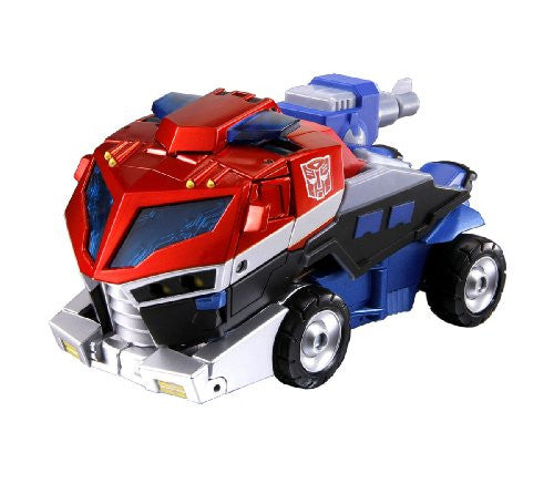 Image 4 for Transformers Animated - Convoy - TA01 - Optimus Prime (Takara Tomy)