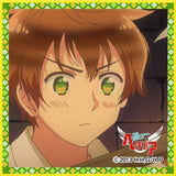 Thumbnail 2 for Hetalia The Beautiful World - Spain - Southern Italy (Romano) - Mini Towel - Multi-Cloth Set (Broccoli)
