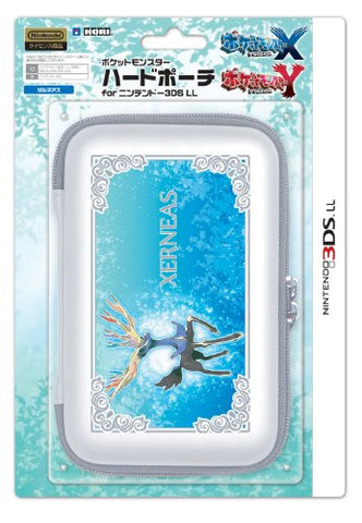Image for Pokemon Hard Pouch for 3DS LL (Xerneas)