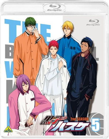 Image for Kuroko's Basketball 2nd Season 5